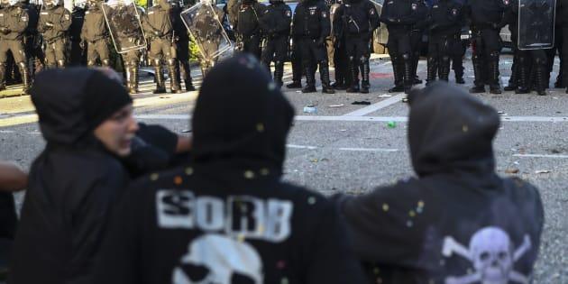 G20 à Hambourg: ces groupes extrémistes locaux et étrangers qui veulent plonger la ville dans le chaos