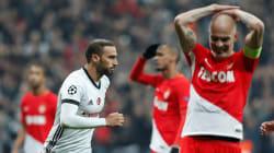 En Ligue des champions, Monaco se rapproche de la sortie après un nul à