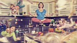 9 formas de desestresar a la familia en