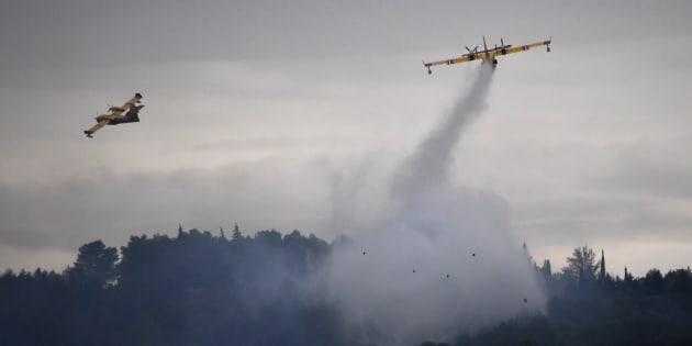 Après 500 hectares brûlés et 400 personnes évacuées, l'incendie dans l'Hérault a été fixé.