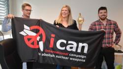 Nobel da Paz vai para campanha global que pede abolição de armas