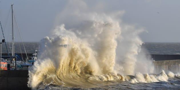 La tempête Eleanor succède à Carmen, 48 départements en vigilance orange