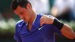 Tomic Admits He's 'Not The Smartest Person In The World' After Losing At U.S.