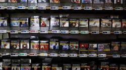 Depuis le paquet neutre, les fumeurs sont plus gênés de le sortir en