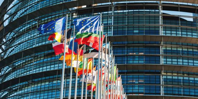 Pour le second tour de l'élection présidentielle je choisis L'Europe