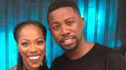 Yvonne Orji Is In Johannesburg And Shot A Comedy Sketch With Atandwa