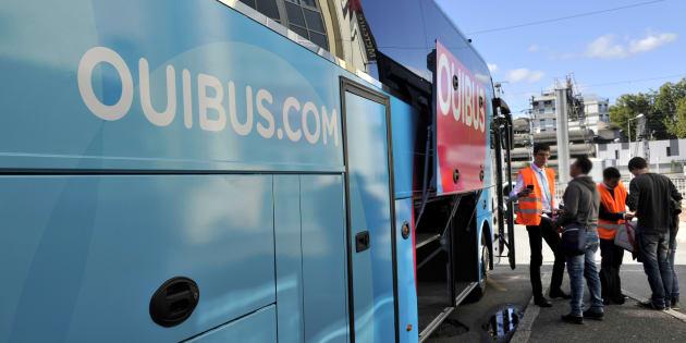 À titre indicatif, Ouibus a transporté 12 millions de passagers depuis sa création, en 2012 (Photo d'illustration).
