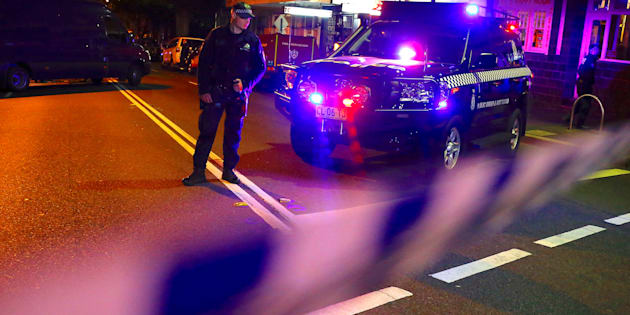 Ibrahim Bodyguard Semi 'Tongan Sam' Ngata Shot In Back In Sydney