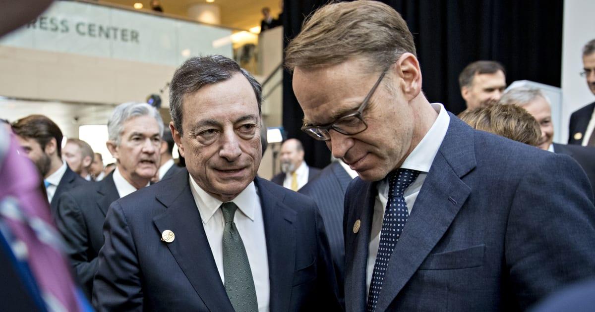 Per la Bce post-Draghi, per Giovanni Tria meglio un falco tedesco che un francese
