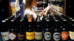 La bière belge inscrite au