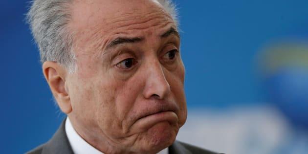 Temer comprou votos para anular denúncia — Deputados