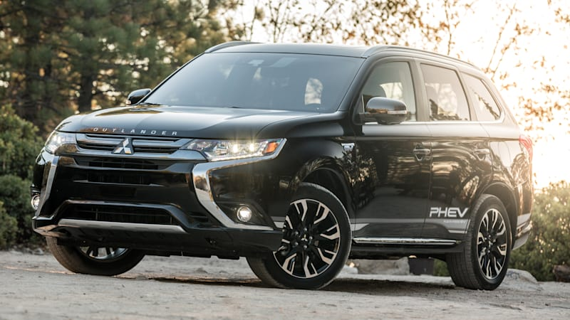 2018 Mitsubishi Outlander PHEV Quick Spin Review