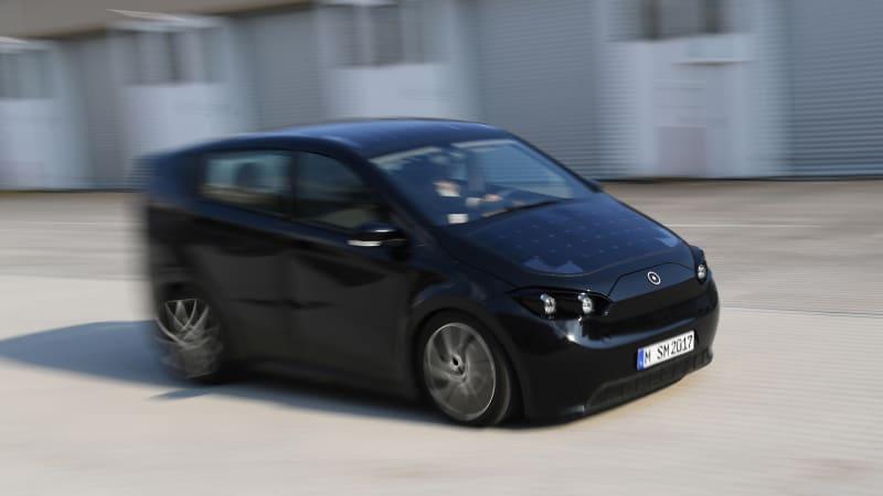 Sono Motors claims $55M raised for Sion solar-powered EV