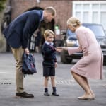The Royals Won't Share Prince George's Back-To-School Photos This