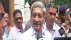 Goa CMManohar Parrikar Wins Panaji By-Polls By A Margin Of 4,803