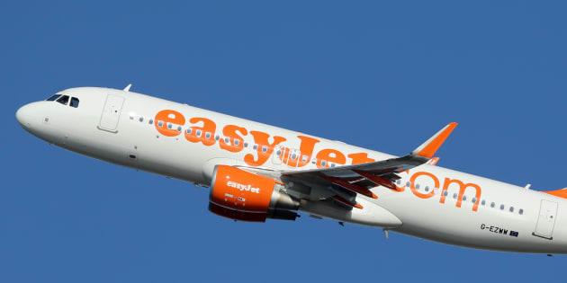 イージージェットの飛行機(イメージ画像)