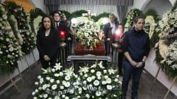 Casi nadie le dijo adiós a Sergio Pitol en su natal