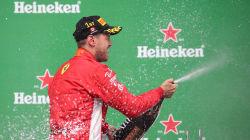 L'issue de la course du Grand Prix aurait pu être différente à cause d'une bête