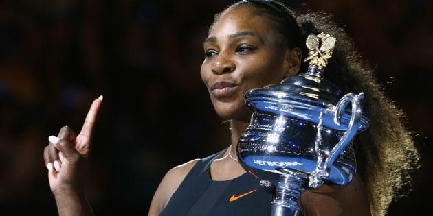 Serena e sua irmã Venus Williams, Coco Vandeweghe e Madison Keys - todas tenistas americanas - já atingiram a semifinal do torneio desde2009.