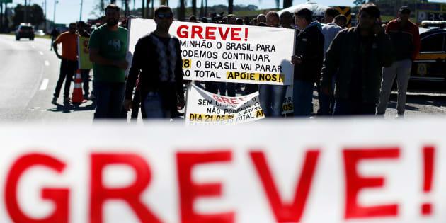 Após quase 7 horas de reunião em Brasília, a categoria acertou com o governo na noite de quinta-feira (24) um acordo para suspender a greve por 15 dias.