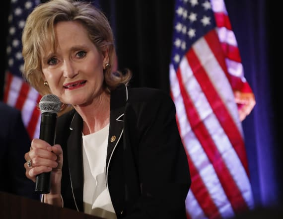 MLB owner wants donation to Hyde-Smith returned