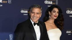 George et Amal Clooney, plus heureux que