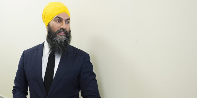 Jagmeet Singh Says He Shared Child Abuse Story In New Book To Help Other Victims