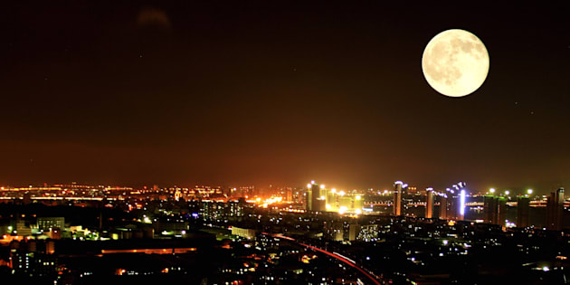 Lua chegará a aproximadamente 357 mil quilômetros da Terra.