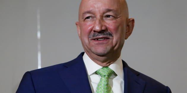 El expresidente de México, Carlos Salinas de Gortari.