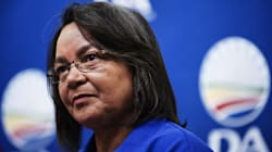 Why The DA Can't Play The De Lille Game So Close To
