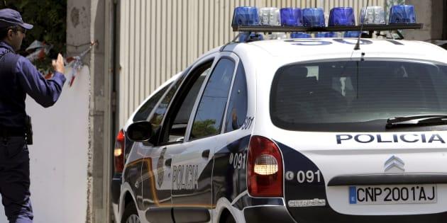 Un coche policial, en una imagen de archivo.