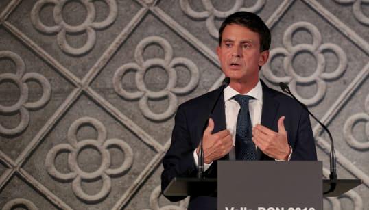 Manuel Valls reivindica su catalanismo y anuncia su candidatura a la alcaldía de