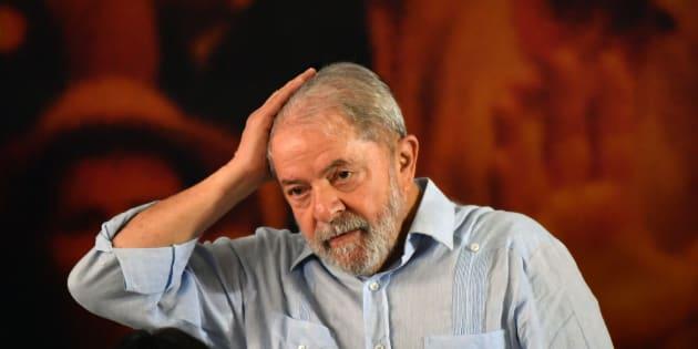 """Lula: """"Espero que a candidatura não dependa só de mim""""."""
