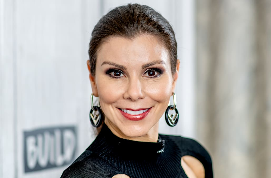 The 52-year old daughter of father (?) and mother(?) Heather Dubrow in 2021 photo. Heather Dubrow earned a  million dollar salary - leaving the net worth at  million in 2021
