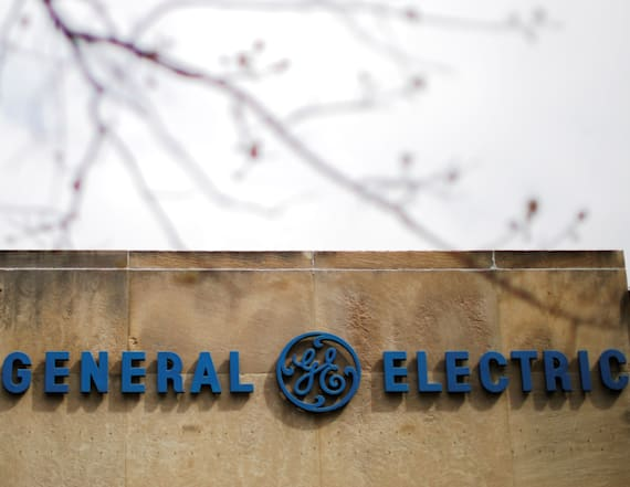 General Electric has plunged to a post-crisis low