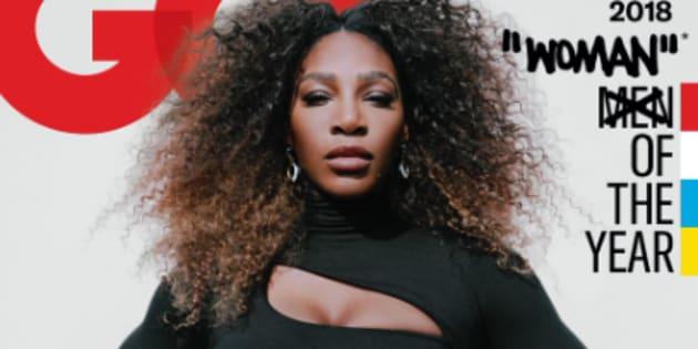 """Serena Williams intitolata """"donna dell'anno"""" da GQ"""