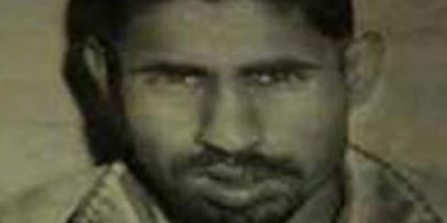 File photo of Dacoit Bharosi Mallah.