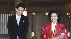 La principessa giapponese Ayako ha detto sì a un cittadino borghese. E ha perso così ogni titolo