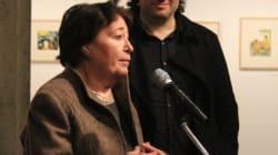 La dibujante María Rius, Premio Nacional de Ilustración