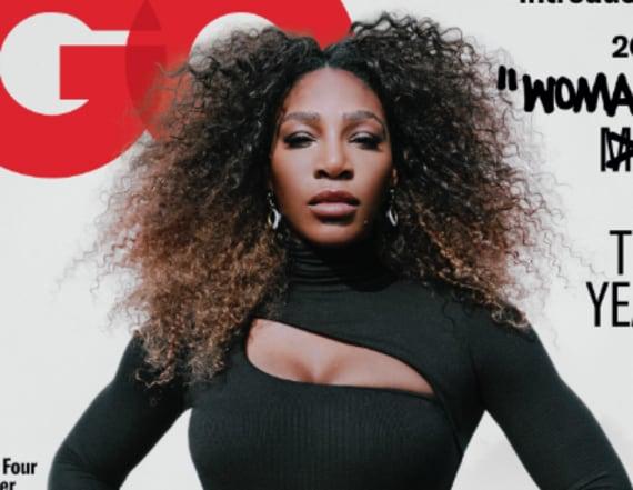 Serena Williams' GQ cover faces backlash