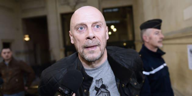 Alain Soral à l'occasion d'un précédent procès, en 2015.