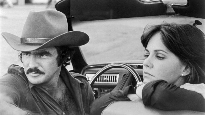 8 Best Burt Reynolds Movie Cars (that aren't in Smokey and the Bandit)