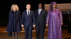 Macron a-t-il pris par erreur la main du président
