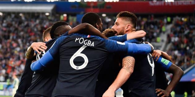 Revivez France - Belgique à la Coupe du Monde 2018 avec le meilleur (et le pire) du Web