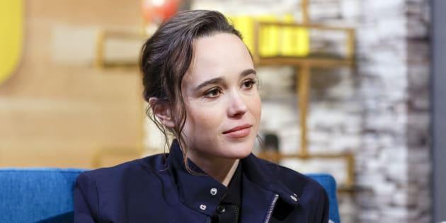 """Ellen Page: """"Prima del coming out soffrivo di attacchi"""