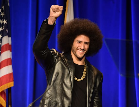 Kaepernick responds to his critics who 'honor' MLK