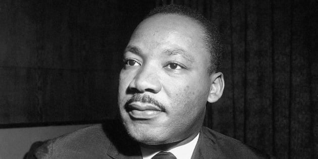 Reverendo Martin Luther King liderava movimento pelos direitos civis dos negros nos Estados Unidos.