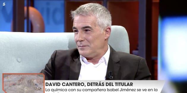 David Cantero en 'Viva la vida'.