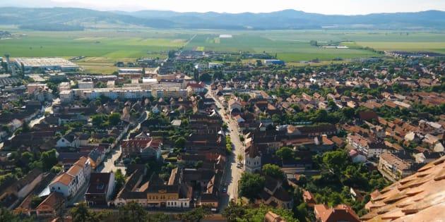 Rsnov, en Roumanie