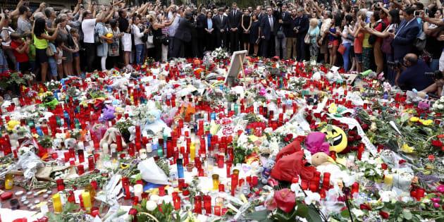 """""""La pace è la migliore amica della nostra vita"""", la messa in ricordo delle vittime di Barcellona"""